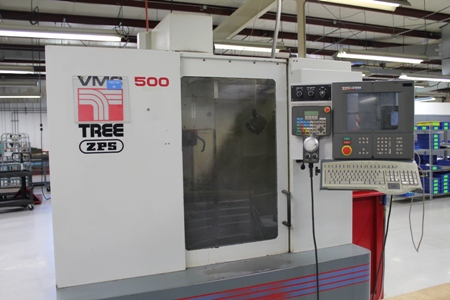 MCV Disco Duro  TREE, CNC ZPS, Software TPC2100